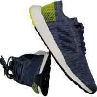 7ef5c9461b Fut Fanatics. Tênis Adidas Pureboost Go Azul Mescla