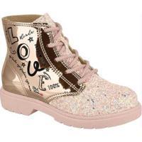 8e850bce811e30 Bota Para Menina Glitter Sintetica infantil   Shoes4you