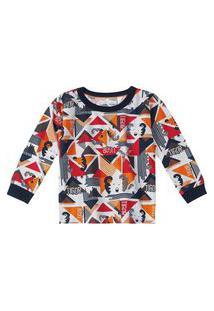 Camiseta Tigor T. Tigre - 10209437I
