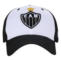 932dbcdbf4 Boné Aba Curva Do Atlético-Mg New Era 940 Hp - Snapback - Adulto -