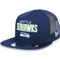 Boné 950 A-Frame Seattle Seahawks Nfl Aba Reta Snapback New Era - Masculino 4fd2fdd05d9