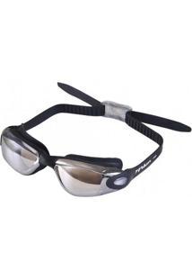 Óculos De Natação Poker Mikro Mirror Ultra - Unissex