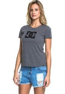 Camiseta Dc Básica Star Feminina - Feminino
