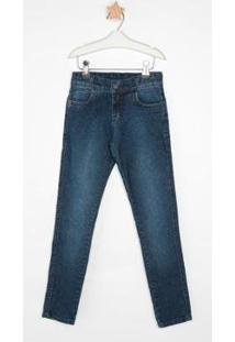 Calça Jeans Infantil Express Toninho Masculina - Masculino