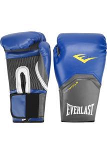 Luva De Boxe/Muay Thai Everlast Pro Style - 14 Oz - Masculino