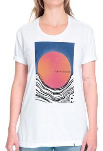 A Arte Não Está Na Arte - Camiseta Basicona Unissex