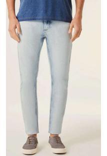 Calca Jeans Skinny Passa Quatro Azul