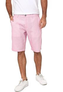 Bermuda Aramis Chino Color Rosa