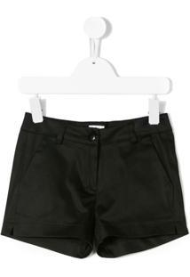 Piccola Ludo Shorts Clássico - Preto