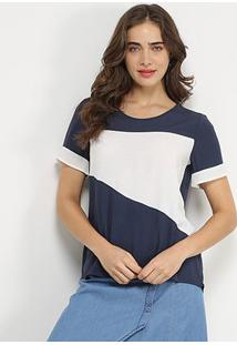Camiseta Forum Básica Feminina - Feminino-Azul Claro