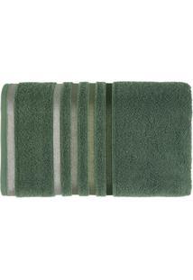 Toalha De Banho Lumina- Verde Escuro & Verde Militarkarsten