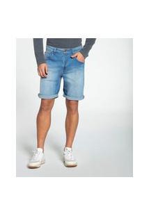 Bermuda Docthos Jeans Clara Vintage Middle Bermuda Docthos Jeans Clara Vintage Middle 163 Jeans Claro 46