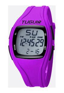 Relógio Feminino Digital Tuguir 11637