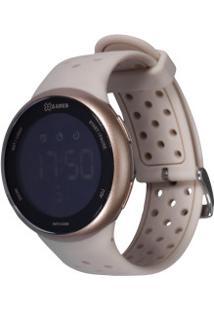 Relógio Digital X Games Xfppd061 - Feminino - Rosa Claro