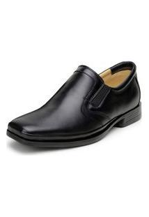 Sapato Moderno Social Masculino Conforto Call Shoes - 2016 Preto