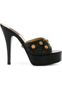 222b59833 Sandália Giani Versace Tachas feminina | Shoes4you