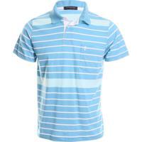 Camisa Pólo Com Bolso Kj masculina  670890791a3f7
