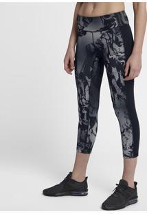 Legging Nike Power Crop Racer Premium Feminina