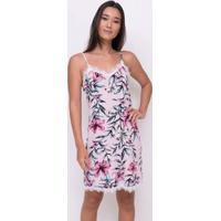 d73ab9ec2 Camisola Floral Viscose feminina