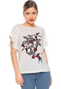2522957d0 Camiseta Amor Maria Filo feminina