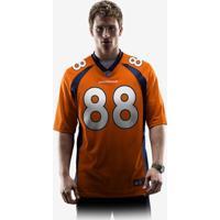 9a6d2911d3 Camisa Futebol Americano Nike Denver Broncos Masculina (Demaryius Thom