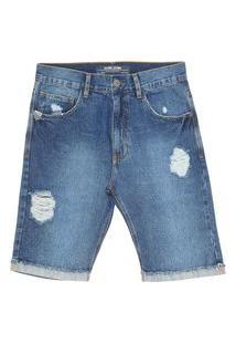 Bermuda Jeans John John Classica Madison Masculina