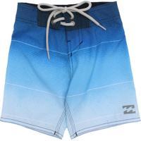 Bermuda Água Billabong Fluid Originals Pj Azul 48afdf3ea79