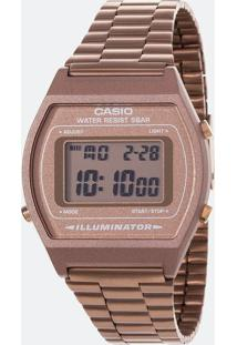Relógio Feminino Casio Vintage B640Wc-5Adf-Br Digital