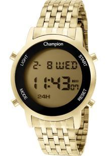 Relógio Champion Digital Feminino Ch48091G