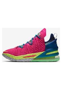 Tênis Nike Lebron 18 Unissex