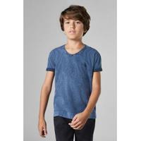 c21d165da6 Camiseta Infantil Mini Sm Gola V Marmorizado Reserva Masculina - Masculino