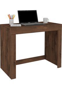 Mesa Para Computador Com 1 Gaveta Cléo Fosco – Permóbili - Café