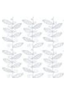 Papel De Parede Autocolante Rolo 0,58 X 5M - Folhas Galhos 286453805