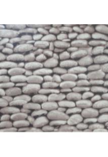 Kit 2 Rolos De Papel De Parede Fwb Lavável 3D Pedra Natural Rustico - Kanui