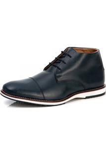 Bota Sapato Brogue Premium Oxford Mocassim Casual Social 8007 - Kanui