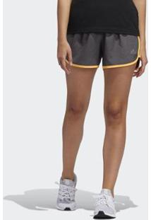 Bermuda Marathon 20 Adidas - Feminino