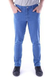 Calça Jeans Slim Traymon Azul Claro 2191