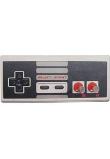 Porta Chaves Controle Game Geek10 - Cinza