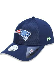 Boné Feminino New England Patritos 940 Color Rush 2017 New Era - Feminino