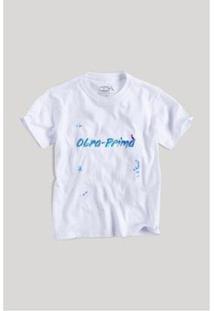 Camiseta Infantil Obra-Prima Reserva Mini Masculina - Masculino
