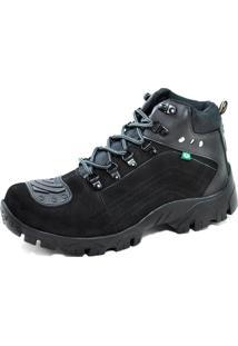 Bota West Boots Motoqueiro 03 Preta