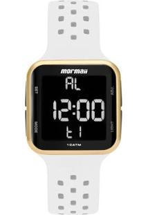 Relógio Mormaii Digital Dourado Mo6600Ad/8B Masculino - Masculino-Dourado