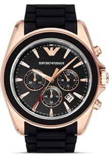 72fe8236225 Relógio Emporio Armani Masculino Ar6066 4Pn