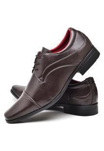 Sapato Social Fashion Dubuy 832El Marrom