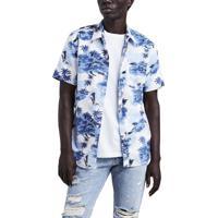 Camisa Levis Masculina Short Sleeve Classic One Pocket Multicolor  Multicolorido 53cdee2b41f