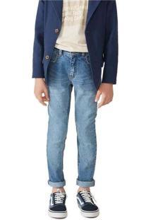 Calça Jeans Infantil Menino Estonada Hering Kids A