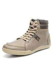 Bota Casual Masculina Shoes Grand 801/2 Cascalho /Cafe