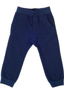 Calça De Moletom Jeans Bebe Lazy