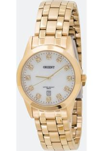 Relógio Feminino Orient Fgss1150-B1Kx Analógico Calendário 5 Atm