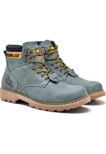 Bota Caterpillar Second Shift Boot - Cinza